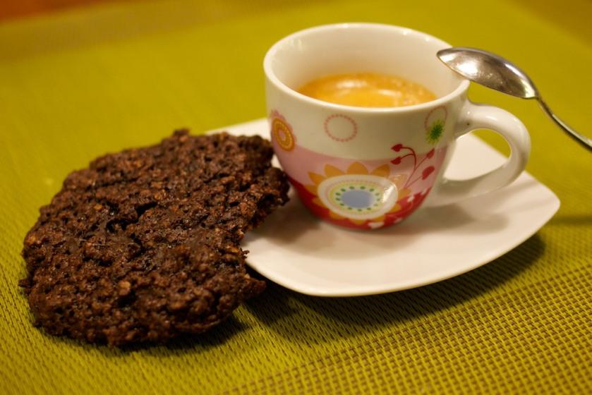 Schoko-Haferflocken-Kekse
