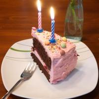 Alles Gute zum Geburtstag - Ein super-süßer Geburtstagskuchen