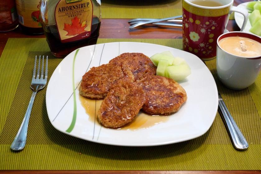 Vegan Wednesday (Frühstück)