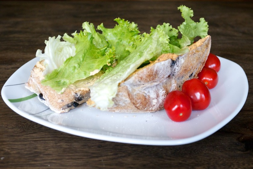 Vegan Wednesday (Mittagssnack)