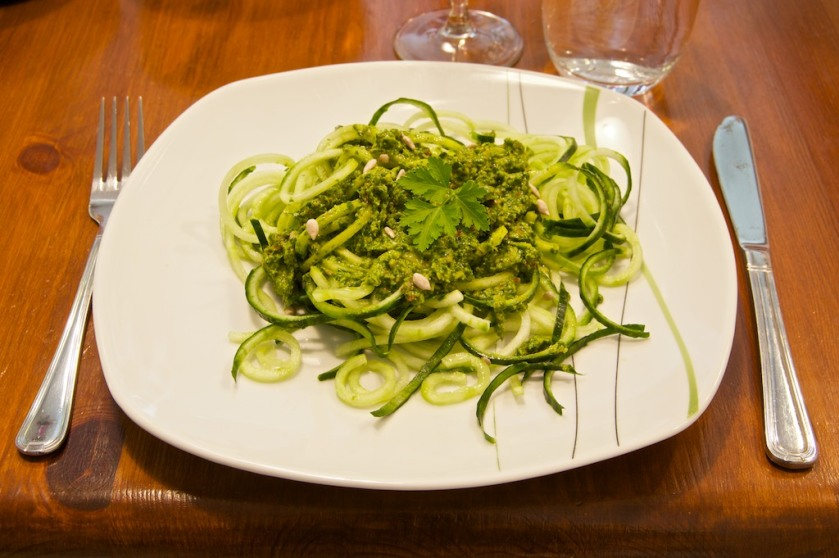 Gurkenspaghetti (2)